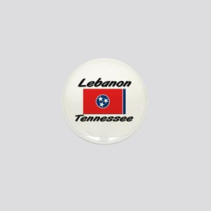 Lebanon Tennessee Mini Button