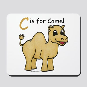 C is for Camel Mousepad