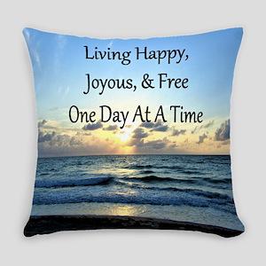 LIVING HAPPY Everyday Pillow