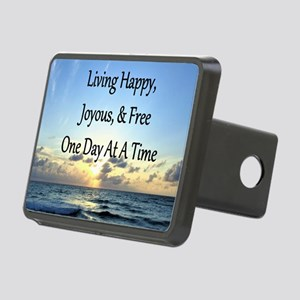 LIVING HAPPY Rectangular Hitch Cover