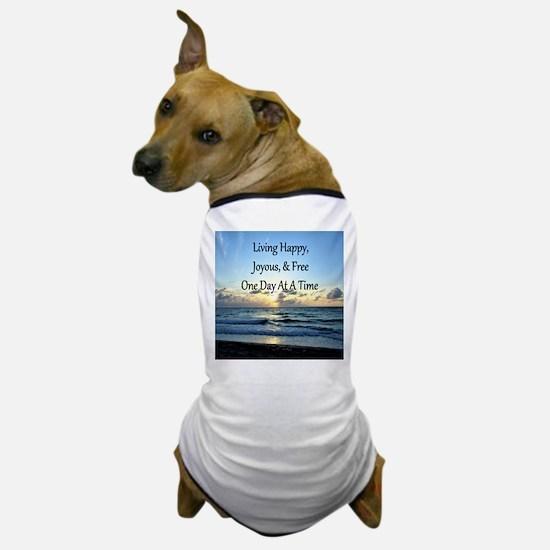 LIVING HAPPY Dog T-Shirt
