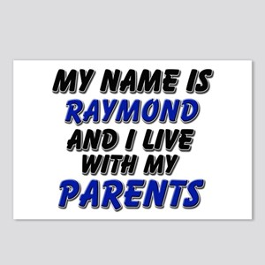 my name is raymond and I live with my parents Post
