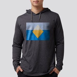 iceberg Mens Hooded Shirt