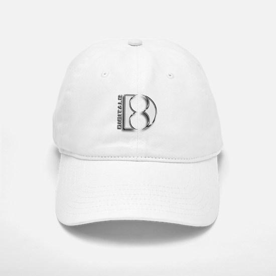 Digital8 Baseball Baseball Cap (Indi Logo)