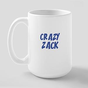 CRAZY ZACK Large Mug