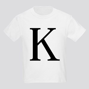 Kappa (Greek) Kids T-Shirt