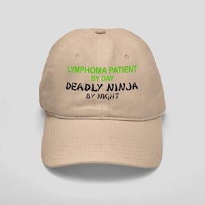 Lymphoma Patient Deadly Ninja Cap