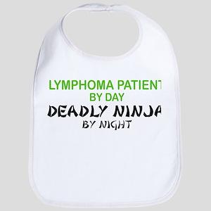 Lymphoma Patient Deadly Ninja Bib