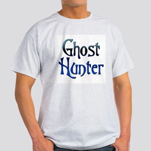 Ghost Hunter #1 Ash Grey T-Shirt