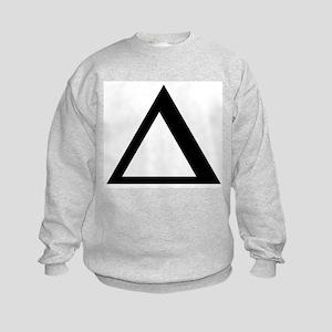 Delta (Greek) Kids Sweatshirt