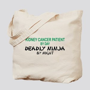 Kidney Patient Deadly Ninja Tote Bag