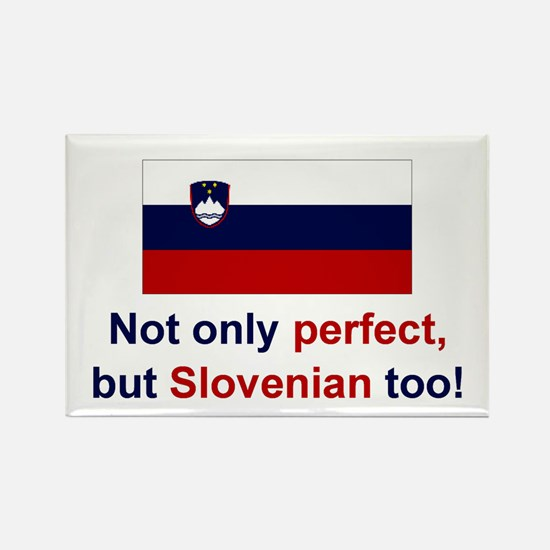 "Perfect Slovenian Magnet (3""x2"")"