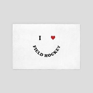 Field Hockey 4' x 6' Rug