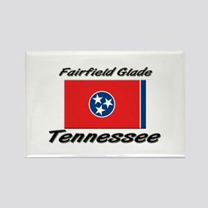 Fairfield Glade Tennessee Rectangle Magnet