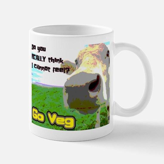 Cute Meat murder Mug