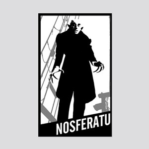 Nosferatu: Count Orlok Rectangle Sticker
