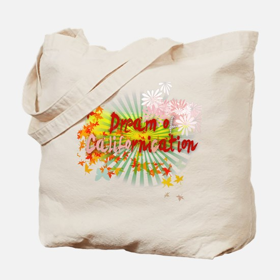 Cute Dream of californication Tote Bag