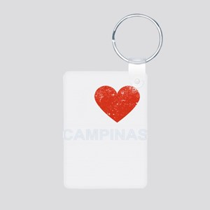 I Love Campinas Keychains