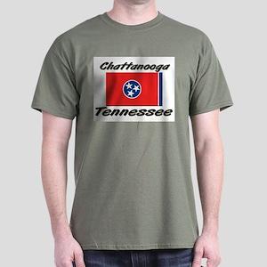 Chattanooga Tennessee Dark T-Shirt
