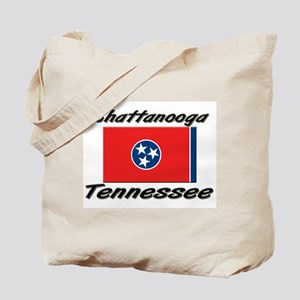 Chattanooga Tennessee Tote Bag
