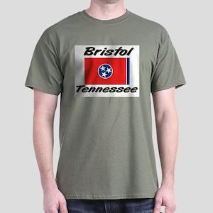 Bristol Tennessee Dark T-Shirt
