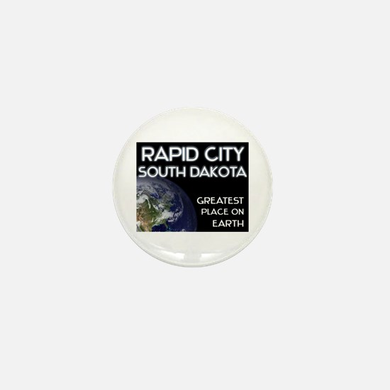 rapid city south dakota - greatest place on earth