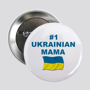 "#1 Ukrainian Mama 2.25"" Button"