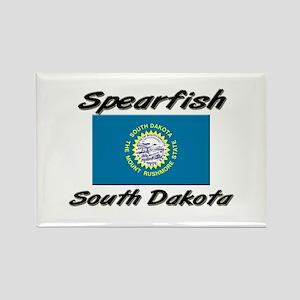 Spearfish South Dakota Rectangle Magnet