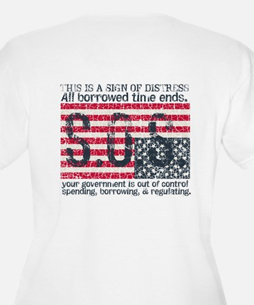 American Distress T-Shirt