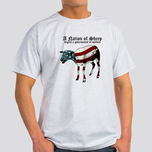 American Distress Light T-Shirt