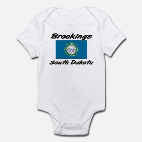 Brookings South Dakota Infant Bodysuit