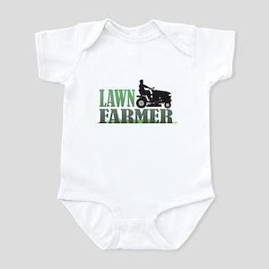Lawn Farmer Infant Bodysuit