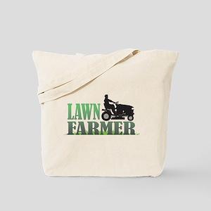 Lawn Farmer Tote Bag