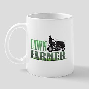 Lawn Farmer Mug