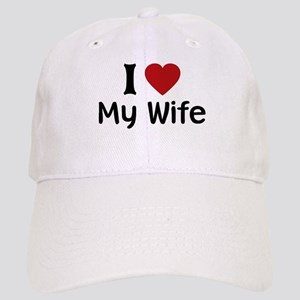 I Love My Wife Cap