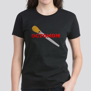 OCTOMOM Women's Dark T-Shirt
