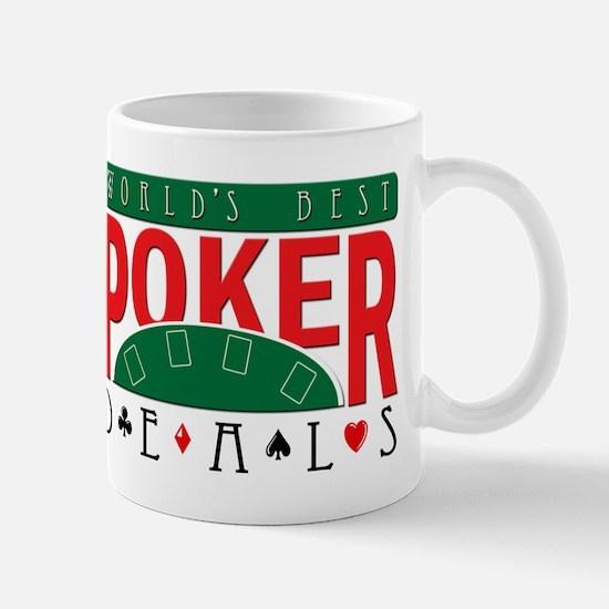 Unique World poker tour Mug