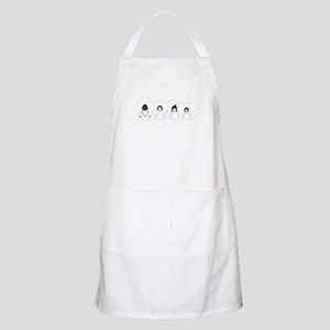 Yeti!Boosh BBQ Apron