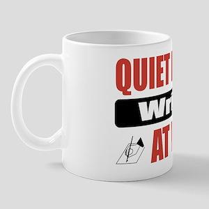 Writer Work Mug