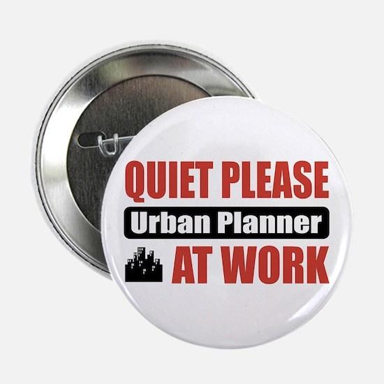 """Urban Planner Work 2.25"""" Button"""