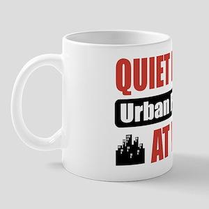 Urban Planner Work Mug