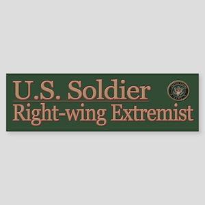 U.S Soldier Extremist