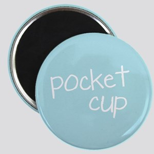 Tiny Fossil Pocket Cup Magnet