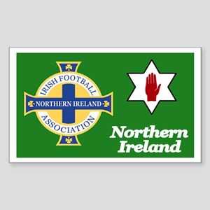 Northern Ireland football Sticker