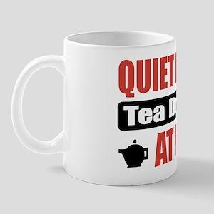Tea Drinker Work Mug