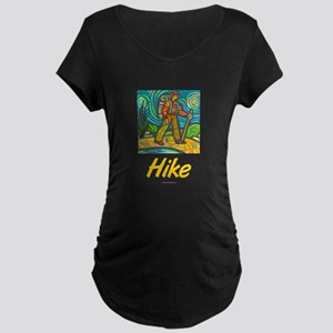 Hike Maternity Dark T-Shirt