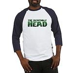 The incredible head Baseball Jersey