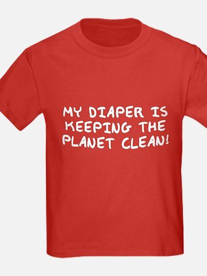 My Diaper... T