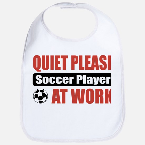 Soccer Player Work Bib
