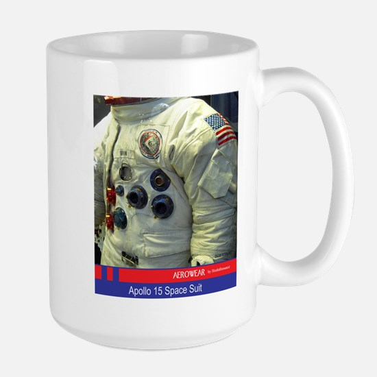 Apollo 15 Mission Large Mug